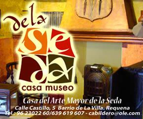 Casa Museo de la Seda