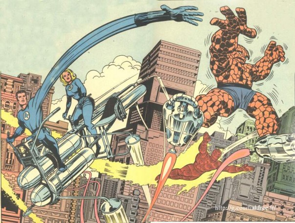 fantastic_four_kirby_wallpaper_fond_d_ecran