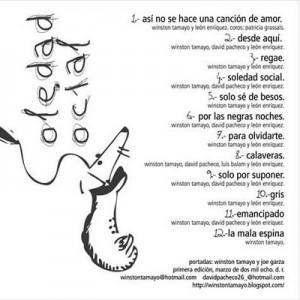 Soledad Social, el disco