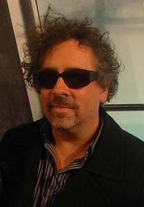 Tim Burton, director de cine