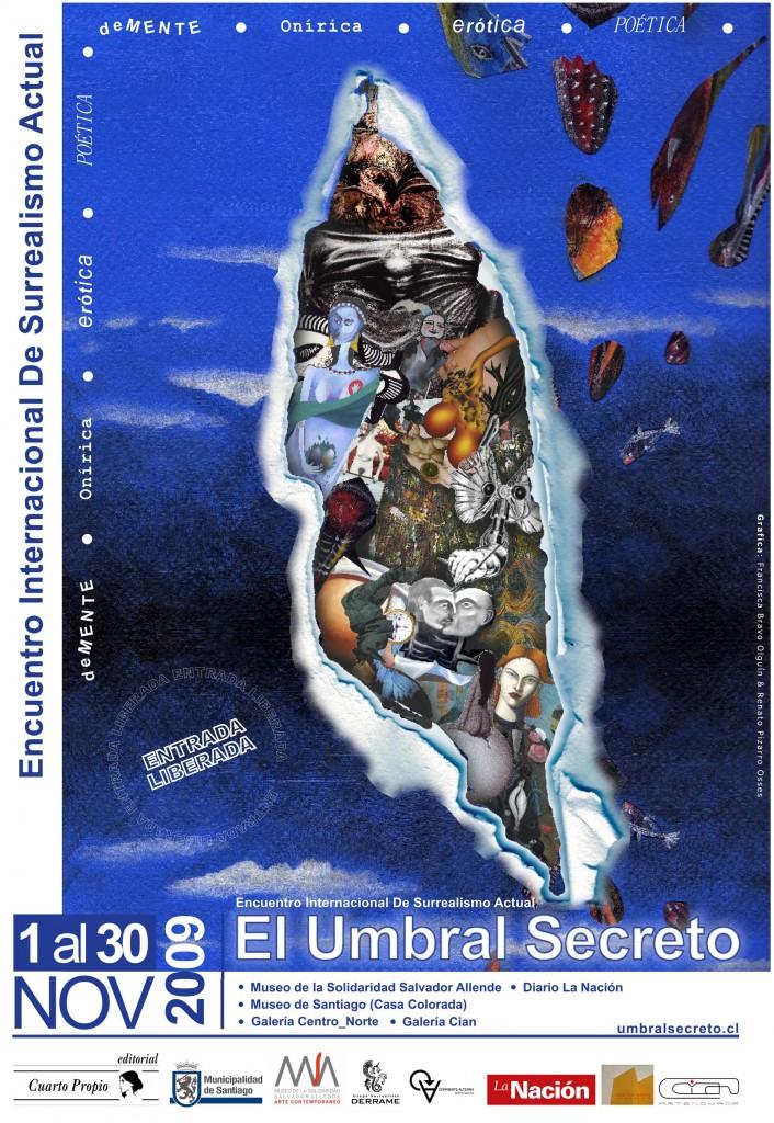 ENCUENTRO INTERNACIONAL DE SURREALISMO ACTUAL EN CHILE