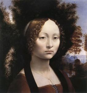 Belleza clásica en la obra de Leonardo