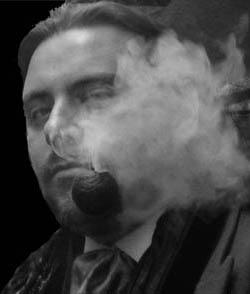 fumador_martin_negro