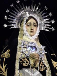 Virgen de los Siete Dolores