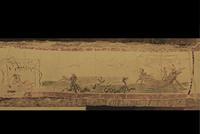 Jonás, protagonista de la representación paleocristiana de la muerte