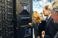 Garmendia inaugura el laboratorio de microscopía más avanzado de España