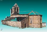 Crean monumentos románicos virtuales