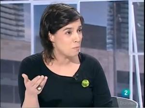 """Debate en Para todos La 2   Esther Vivas: """"Las políticas alimentarias tienen que estar en nuestras manos"""""""
