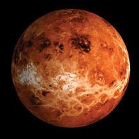 El brillo de Venus oculta un paisaje infernal