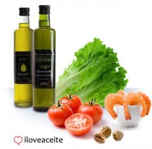 Concurso de ensaladas con aceite de oliva virgen extra