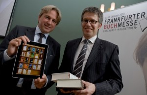 Nueva edición de la Feria Internacional del libro de Fráncfort