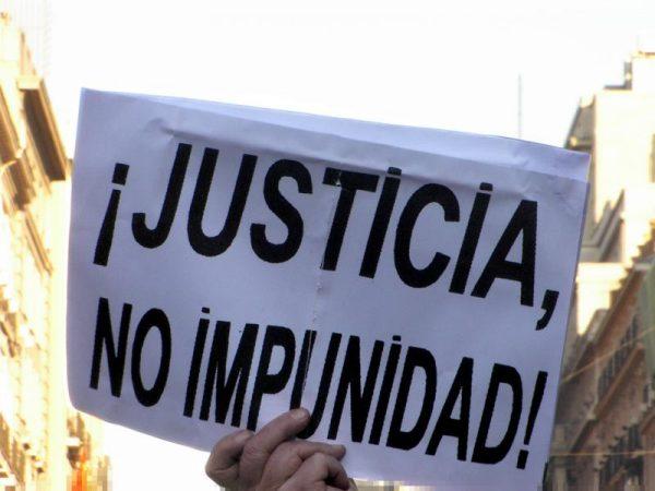 justicia. impunidad