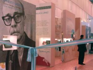 Arquitectura argentina. Imágenes e impresiones de la última edición de la feria del libro en Frankfurt
