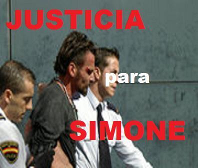 Justicia para Simone Righi
