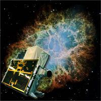 Detectan inesperados chorros de rayos gamma en la nebulosa del Cangrejo