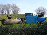 El vuelco por tractor es la primera causa de mortalidad agrícola