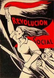 Tenemos que hacer cuanto antes esta revolución. Si no la hacemos, nos pesará muy pronto