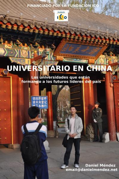 Universitario en China, de Daniel Méndez