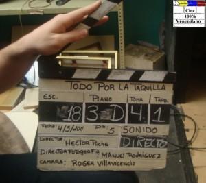 Entrevista a Héctor Puche/ Director de Todo por la Taquilla