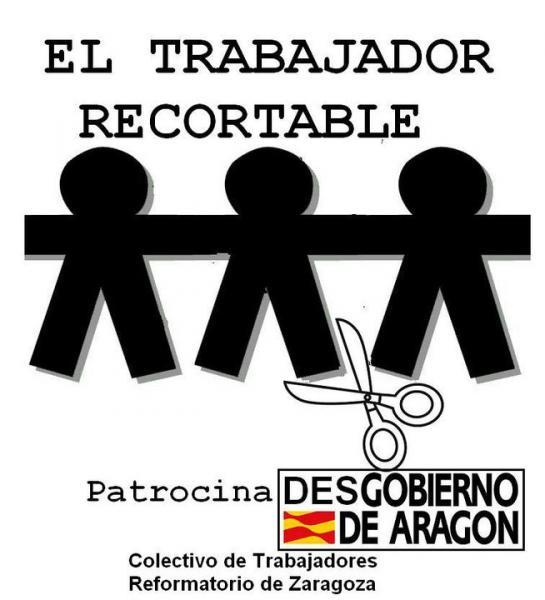 El Educador Recortable del Centro de Menores de Zaragoza