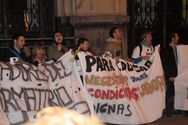 Manifiesto en apoyo a los trabajadores del CEIMJ Juslibol (Zaragoza)