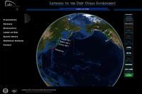 El sonido del terremoto de Japón y sus réplicas, en directo y a través de Internet