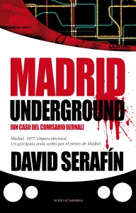 Madrid Underground, de David Serafí