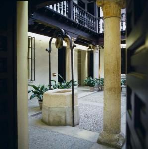 Exposición temporal en el Museo Casa Natal de Cervantes.