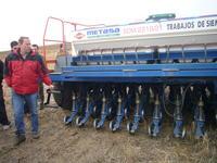 Un estudio destaca los beneficios de la siembra directa