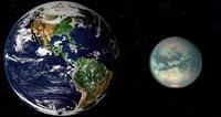 Las atmósferas de la Tierra y Titán comparten origen