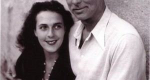 Leonora Carrington y Ernst en St Martin d'Ardeche 1939