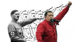 hitler-chavez