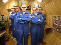 Un año de viaje simulado a Marte