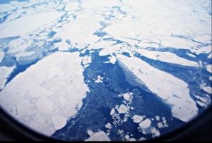 El hielo de la Antártida es muy inestable