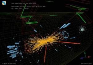 El LHC estrecha la búsqueda del bosón de Higgs