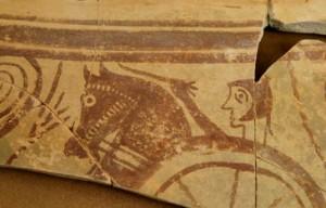 La cerámica pintada fue una herramienta de propaganda de la oligarquía ibérica