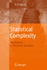"""""""Statistical Complexity"""": Springer Book Publication"""