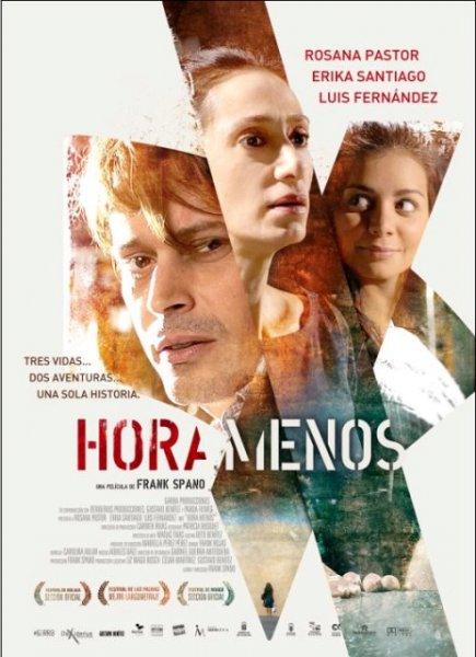 Hora Menos en 15 Festival de Cine Español en Venezuela