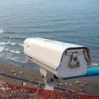 Cámaras de alta resolución estudian playas en riesgo