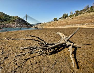 La frecuencia de sequías extremas podría aumentar