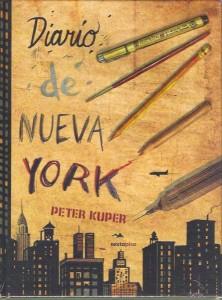 Diario de Nueva York, de Peter Kuper