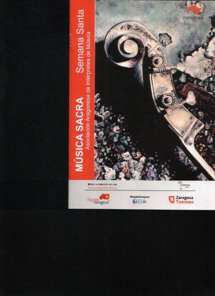 Música sacra de compositores aragoneses contemporáneos