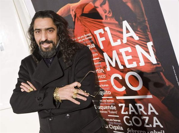Universo flamenco en Zaragoza