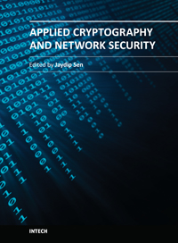 """""""Applied Cryptography and Network Security"""": Open Access Book Publication"""