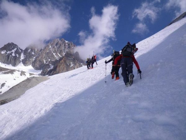 la Haute Route: La Alta Ruta de Chamonix a Zermatt 1
