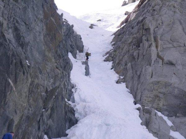 la Haute Route: La Alta Ruta de Chamonix a Zermatt 2