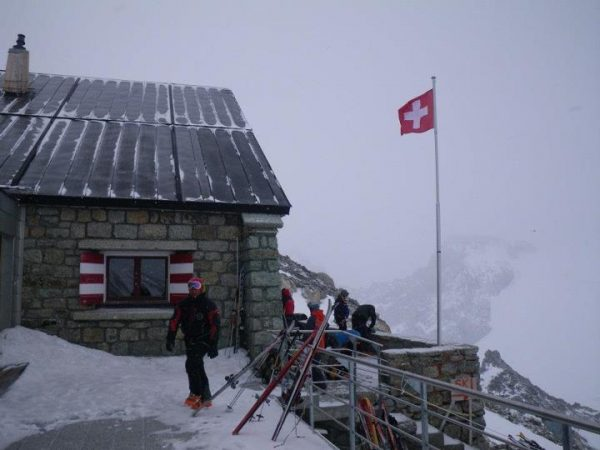 la Haute Route: La Alta Ruta de Chamonix a Zermatt 4