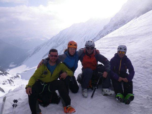 la Haute Route: La Alta Ruta de Chamonix a Zermatt 6