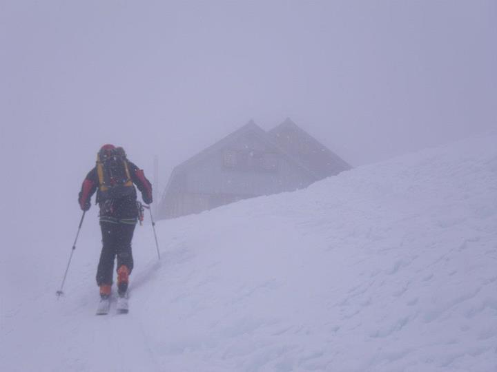 la Haute Route: La Alta Ruta de Chamonix a Zermatt 8