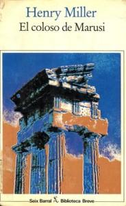 El coloso de Marusi, de Henry Miller